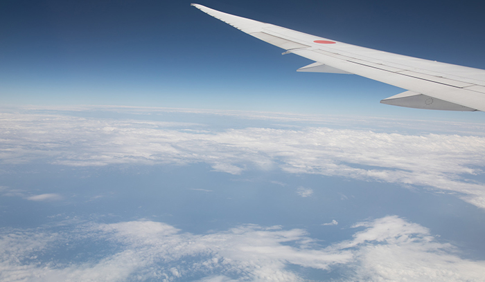 沖縄へ出発